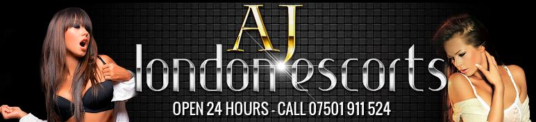 AJ London Escorts Banner